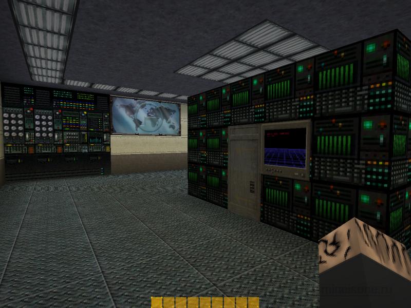 Текстур/Ресурс пак Half-Life 2 для Minecraft 1.7.4/1.7.2/1.6.4