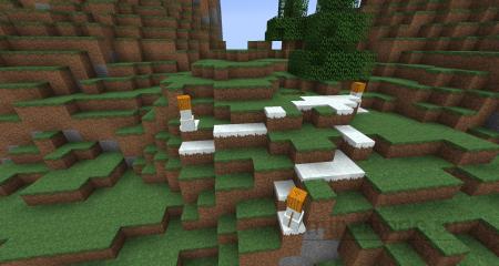 Как сделать слезу в minecraft